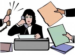 stoelmassage werkstress, werkstress, stoelmassage verminderd werkstress